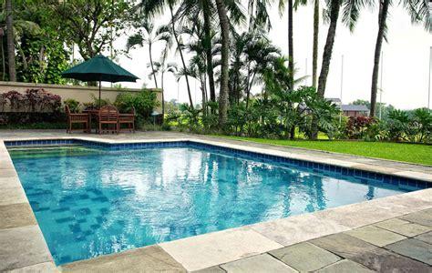 Villa Sejuk Pool Cijeruk Bogor r hotel r hotel rancamaya golf and resort family
