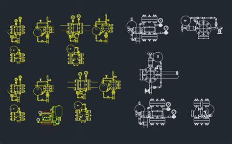alarm valve cad block  typical drawing  designers