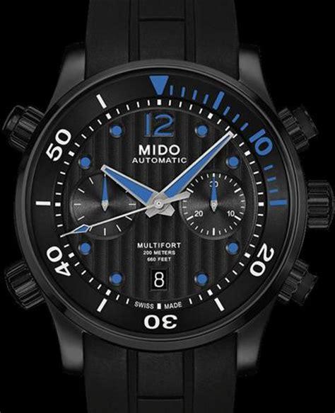 Mido Multifort Automatic Diver M0059303705000 multifort diver chrono blue m0059143705000 mido