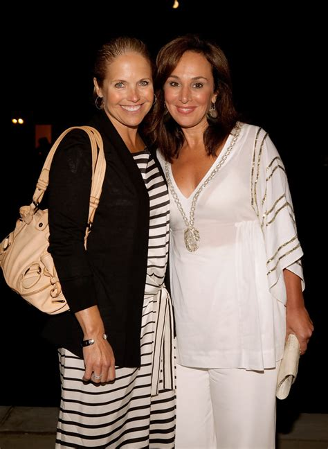 katie couric rosanna scotto katie couric photos photos cinema society screening of