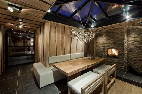 Crystal Chandelier Dining Room home wellness citygarden designed by centric design group