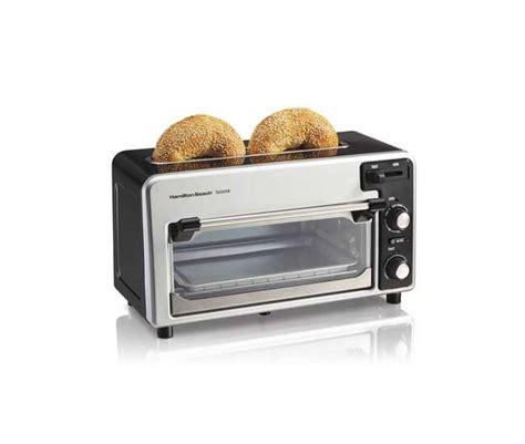 4 Slice Toaster And Toaster Oven Combo Hamilton 22720 Toastation Toaster Oven Wide 2 Slice