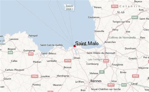 saint malo location guide