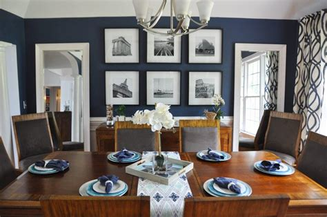 Modern Dining Room Design Ideas   Blue & Teal   A Space to