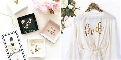 15 best personalized gifts 2018 top monogram gifts presents 15 best bridal shower gift ideas for the bride unique