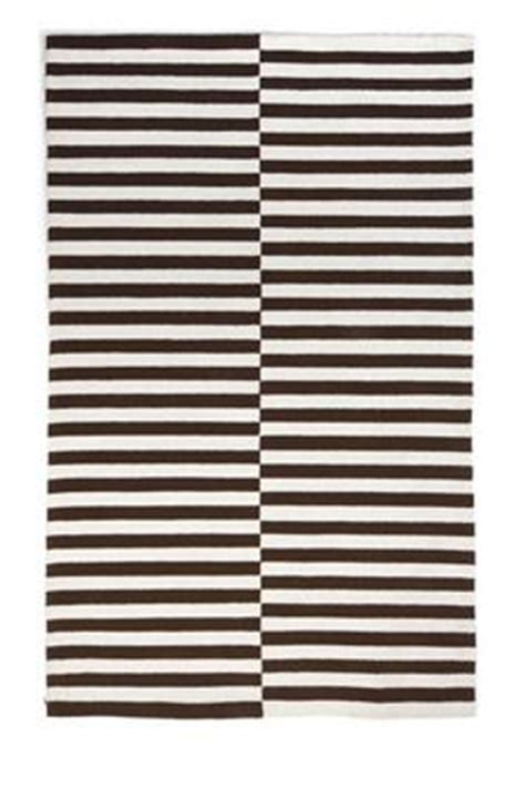 Brown And White Striped Rug by 1000 Images About Striped Rugs On Stripe Rug