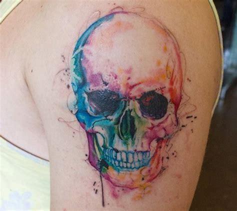 imagenes de tatuajes de una calabera tatuajes de calaveras 15 dise 241 os muy dispares