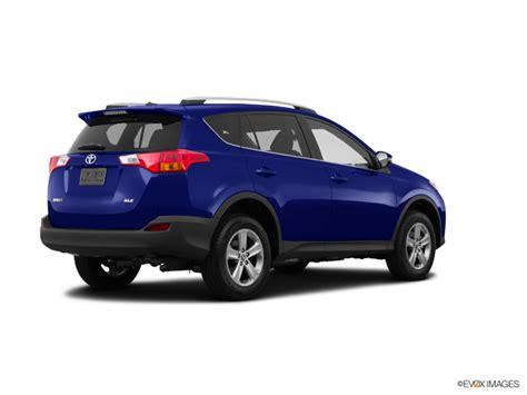 Toyota Rav4 Fuel Economy 2015 Toyota Rav4 Spacious Fuel Economy Awd By