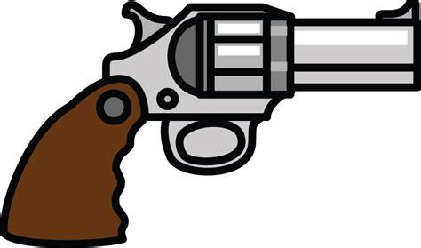 Pistol Clipart