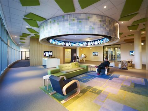 Australian Office Design Failing In Microsoft Office By Futurespace Sydney Australia 187 Retail Design