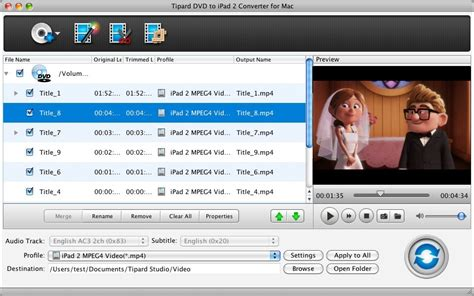 format audio ipad download dvd closed caption extract for mac software