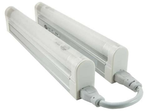 Fluorescent Lighting Fixture T5 Slim Line Series Slim Fluorescent Light Fixture