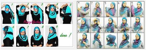 tutorial hijab elzatta 2015 tutorial cara memakai trend model jilbab elzatta segi