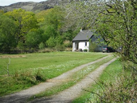 remote scottish cottages self catering cottages at rahoy estate on the remote loch teacuis west coast of