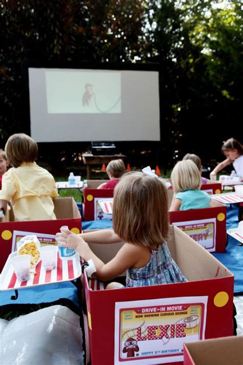 backyard movie party ideas 7 effortless tips for backyard movie theater decorazilla