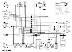 honda tl 125 wiring diagram european type free ebooks