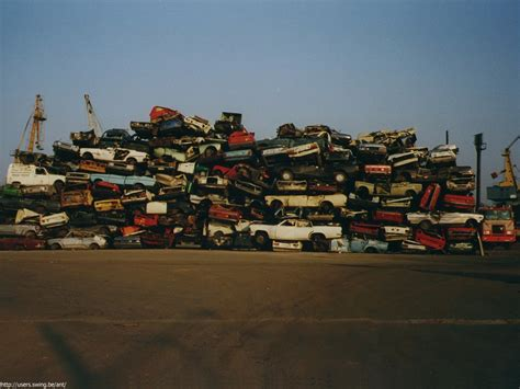 Car Dump Yards by Junk Yards And Abandoned Cars Imcdb Forum