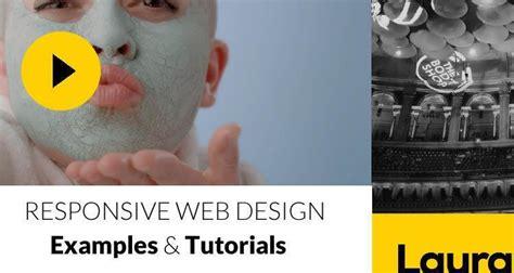 responsive website tutorial and exles responsive web design exles tutorials webdesignboom