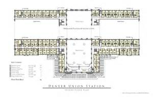 Union Station Floor Plan by Gallery For Gt Denver Union Station Plans