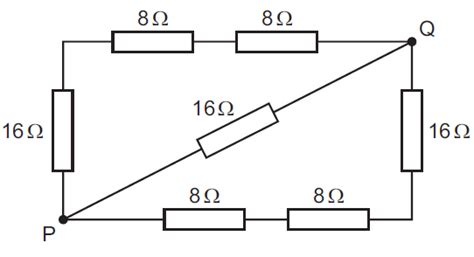 find missing resistor in parallel circuit resistance of a network between two points physics forums the fusion of science and community