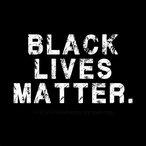 recent shootings and the black lives matter movement
