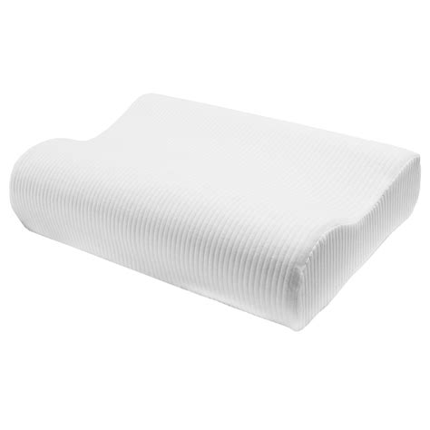Firm Memory Foam Pillow soft tex classic contour pillow standard memory foam