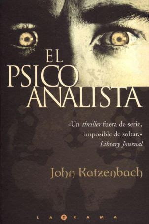 libros resumen de el psicoanalista