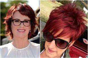 Modische Frisuren F 252 R Frauen Ab 50 Und Haarfarben Die Kurzhaarfrisuren Ab 50