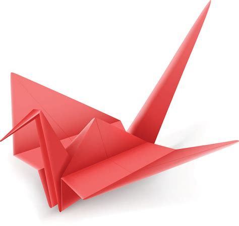 Japanese Crane Origami - image gallery japanese crane origami
