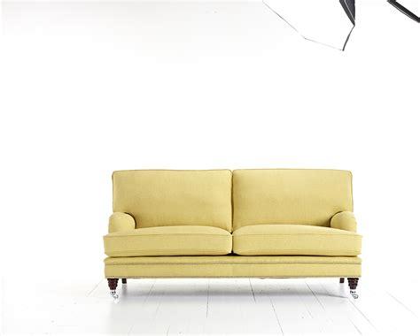 the yellow sofa why i chose a yellow sofa