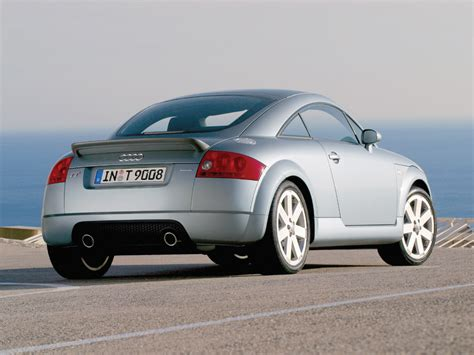 Audi Tt Silber by 2001 Audi Tt Silver 200 Interior And Exterior Images