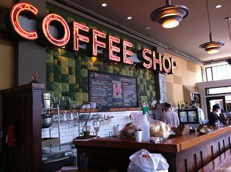 7 Great Shops For by 小型咖啡店装修效果图片 土巴兔装修效果图