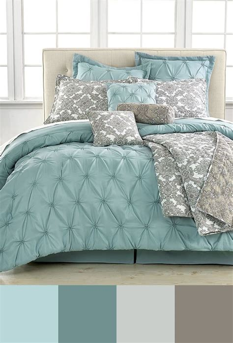 bedding color combinations 25 best ideas about teal master bedroom on pinterest