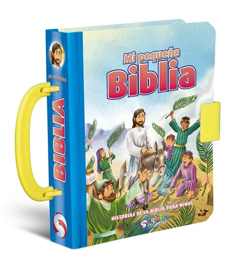 pequena biblia para bebes 0825456002 mi peque 241 a biblia safeliz