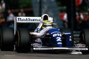 Ayrton Senna Renault Ayrton Senna Williams Renault Fw16 Imola 1994 183 F1 Fanatic