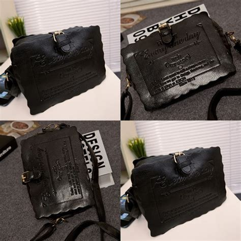 B03560 Black Supplier Tas Fashion Impor Ready Stok Batam fashion bags beautystoreochie laman 2