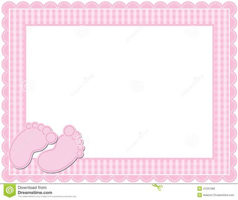 design frame baby clipart baby girl borders clipground