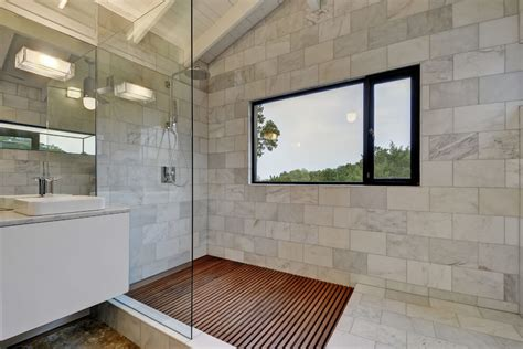 Bathroom Tile Designs Gallery Shower Floor Ideas That Reveal The Best Materials For The Job
