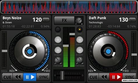 mp3 cutter download in phoneky dj studio free android app download download the free dj
