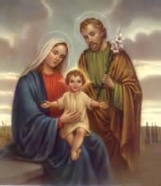 Jesus mary and joseph the holy family airmaria com