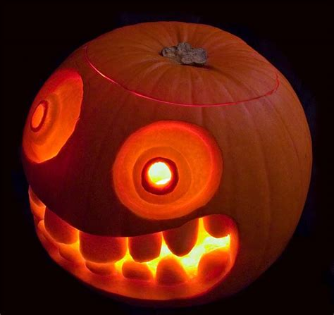 twelve jack o lantern ideas for halloween parr lumber