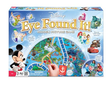 Eye Found It gift guide forge board for