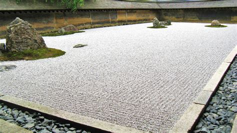Ryoanji 竜安寺 Kyoto S Iconic Rock Garden Temple Letsjapan Kyoto Rock Garden