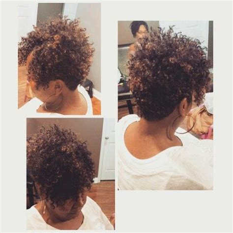 How To Style Tapered Hair by Crochet Braids Tapered Cut Pixie Style Hair By