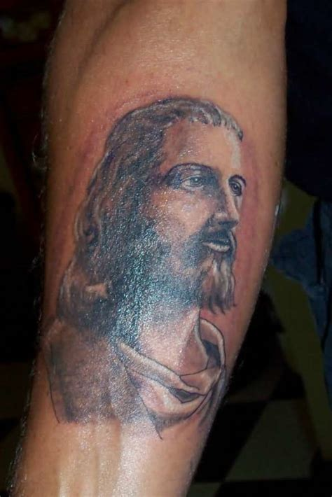 jesus face tattoo designs jesus christian ideas and jesus christian