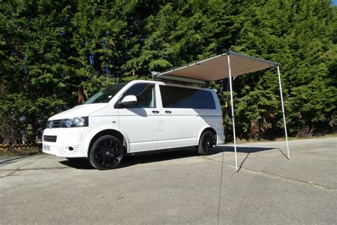 Awnings For Vans by 2m X 2 5m Pull Out Awning For Heavy Duty Roof Racks
