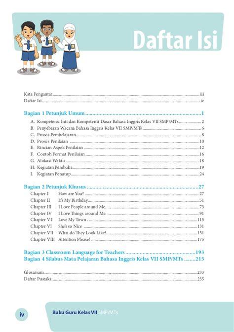 biography guru dalam bahasa inggris bahasa inggris smp 7 guru
