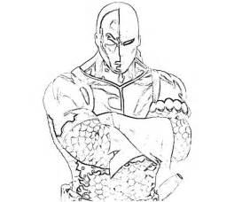 deathstroke coloring pages dc universe deathstroke sword yumiko fujiwara
