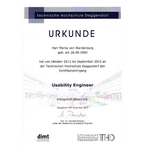 Usability Engineer by Wardenburg Digital Marketing E Commerce Consulting