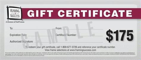 gift certificate terms and conditions template custom diploma frames certificate frames framing success